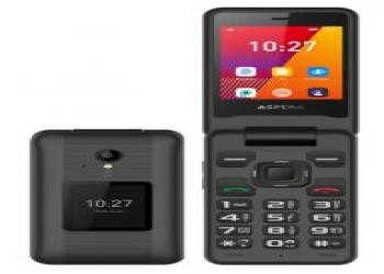 Aspera F42 4G Flip Phone