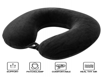 Memory Foam Pillow With Mask